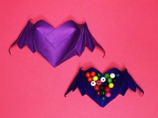 Happy Halloween Bat Dish