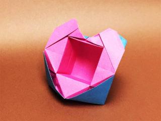 Valentine Heart-Box