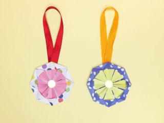 メダル(くんしょう)、ダリア