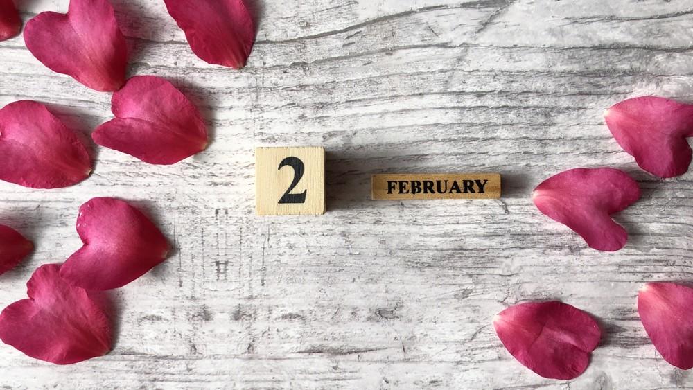 2月の折り紙