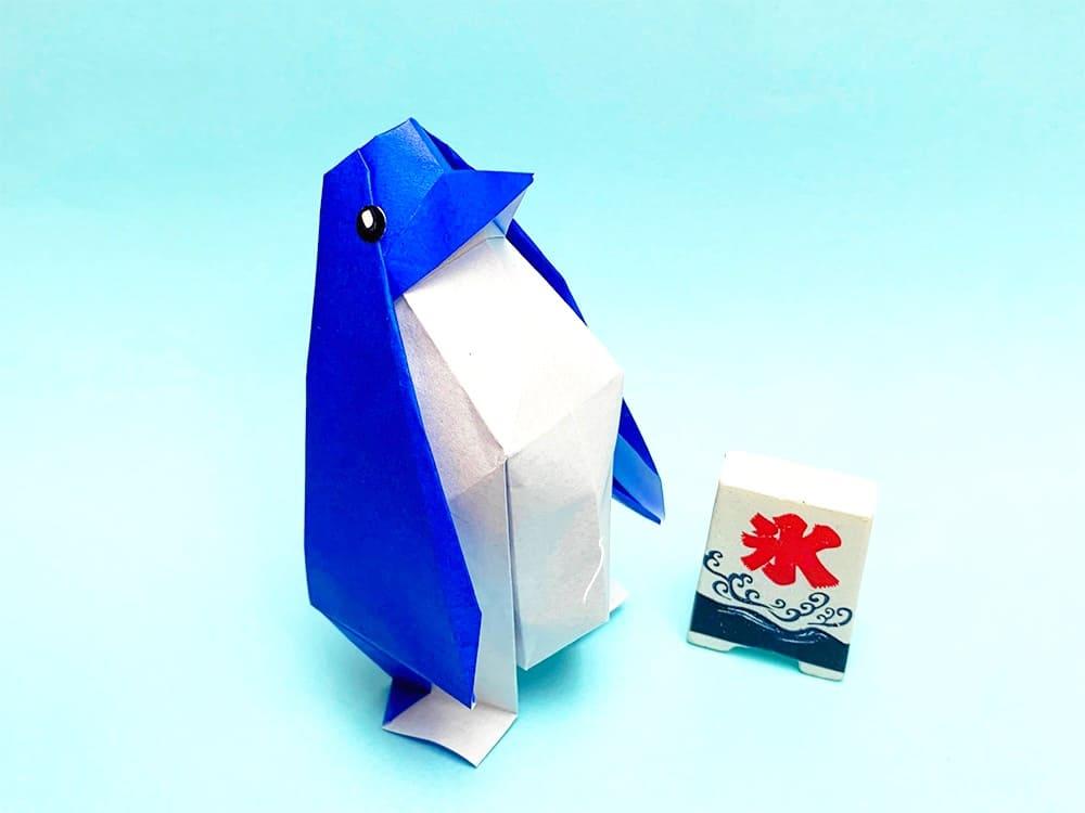 折り紙 動物 立体
