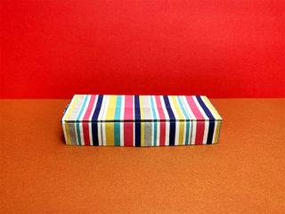 折り紙で作ったひな台