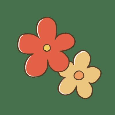 植物(花)の折り紙