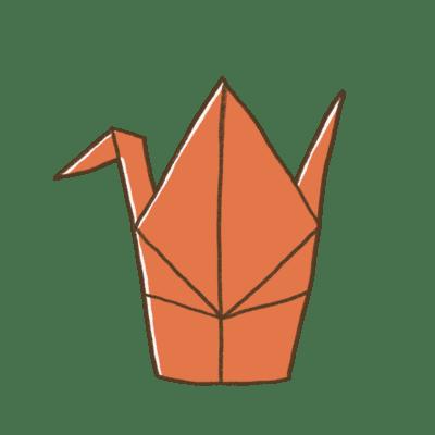伝承の折り紙