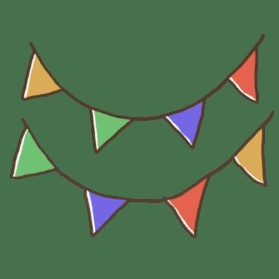 飾りの折り紙